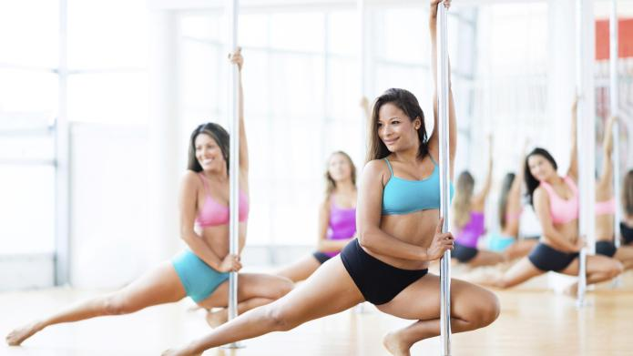 Pole dancing is liberating people of