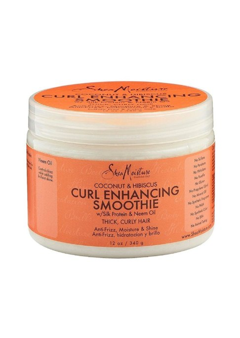 Best Curl-Defining Products for Textured Hair | SheaMoisture Curl Enhancing Smoothie