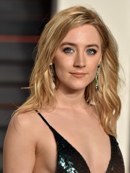 Celebrities Who Embrace Their Acne | Saoirse Ronan
