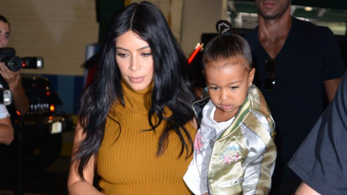 North West is better at Snapchat
