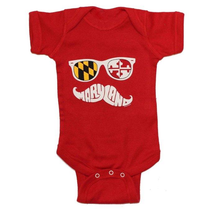 Maryland Baby Onesie