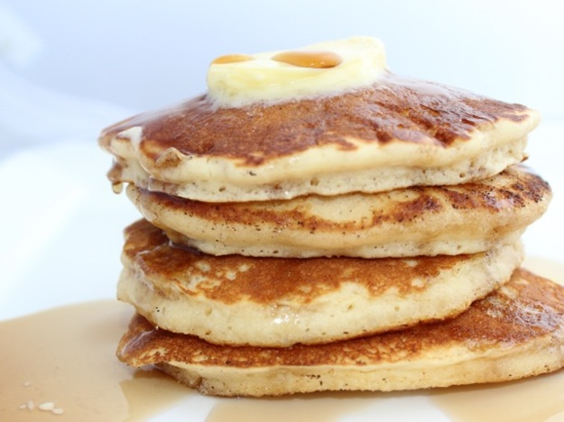 bailey's pancakes