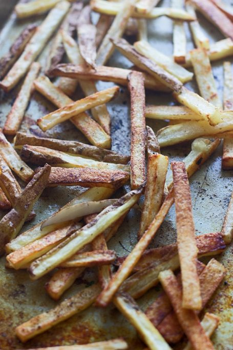 Healthy French Fry Recipes | Summer Eats | Parmesan rosemary fries