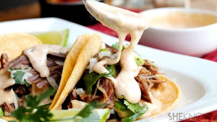 Taco Tuesday: 10 Cheesy tacos that