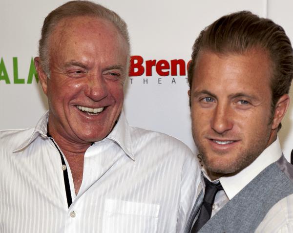 Celebrities with famous fathers: Scott Caan & James Caan