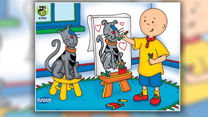 How much do parents hate Caillou?