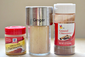 Step 4: Spice up your life and fight disease!