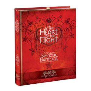Hidden vibrator book set