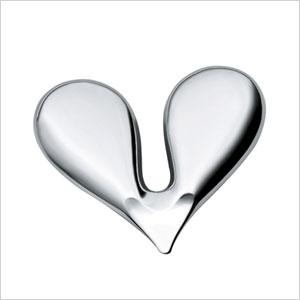 Heart shapped nutcracker