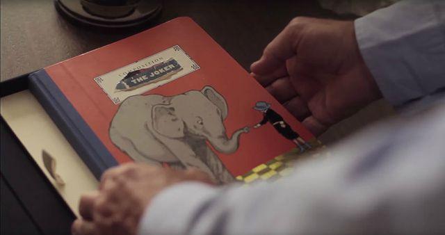 Heath Ledger journal entry