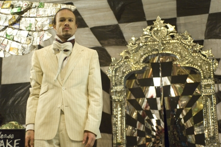 Heath Ledger filmed almost 30 percent of the film before he passed