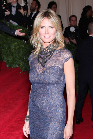 Heidi Klum looking forward to her fabulous 40s