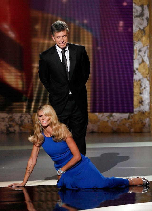 Tom Bergeron Heidi Klum Emmys