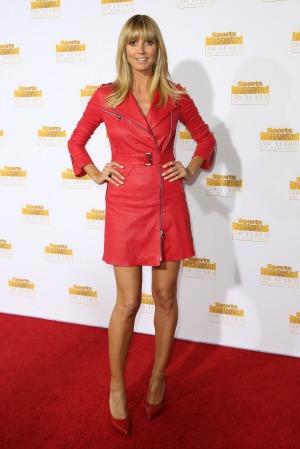Heidi Klum splits from her bodyguard boyfreind Martin Kristen
