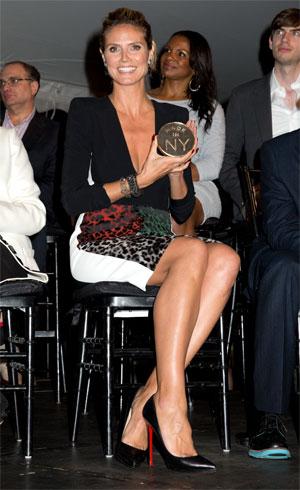 Heidi klum shoes