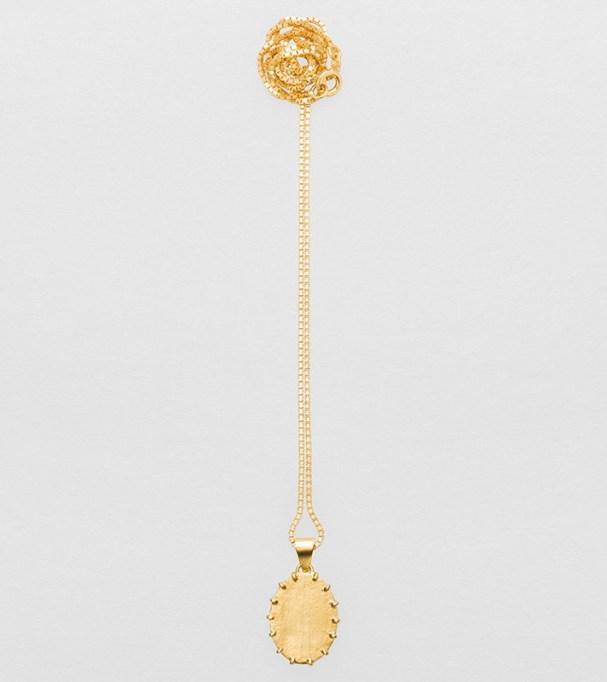 Chunky Jewelry Is Making a Comeback: Cinco Amelia Necklace | Fall Style 2017