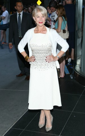 Helen Mirren wants Royal baby to be a girl