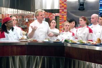 Gordon Ramsey returns to Hell's Kitchen tonight on Fox
