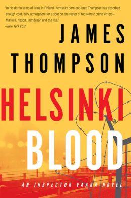 Helsinki Blood cover