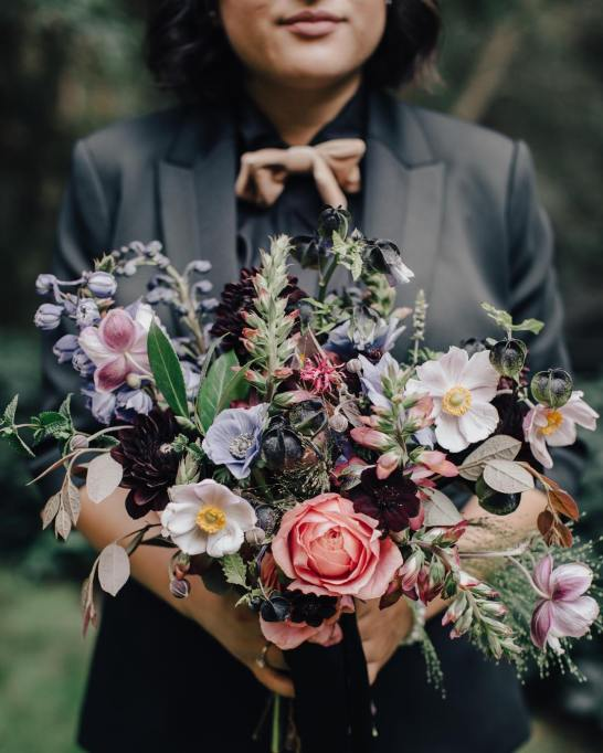 Wild, Flowing Bouquets