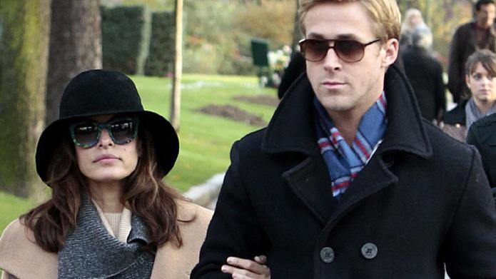 Ryan Gosling and Eva Mendes' daughter