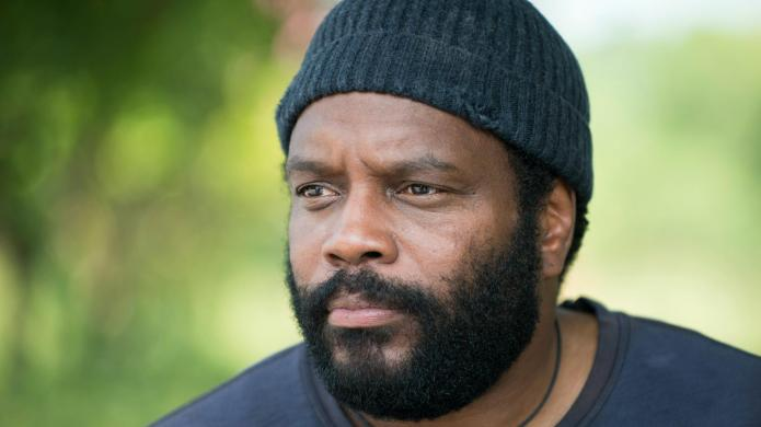 The Walking Dead: Tyreese plays protector