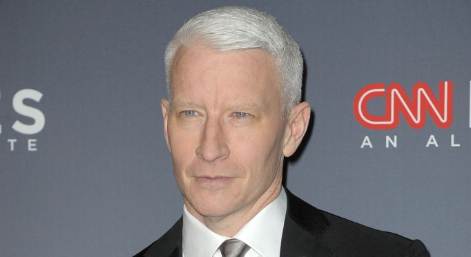 Celebs Who Host Their Own Podcasts: Anderson Cooper
