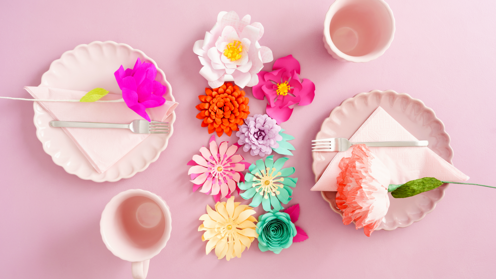 25 Diy Paper Flowers Tutorials That Are Even Better Than The Real