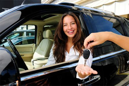 How to buy a luxury car