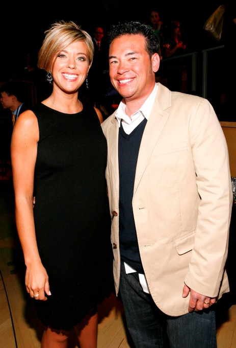 Jon and Kate Gosselin 2009