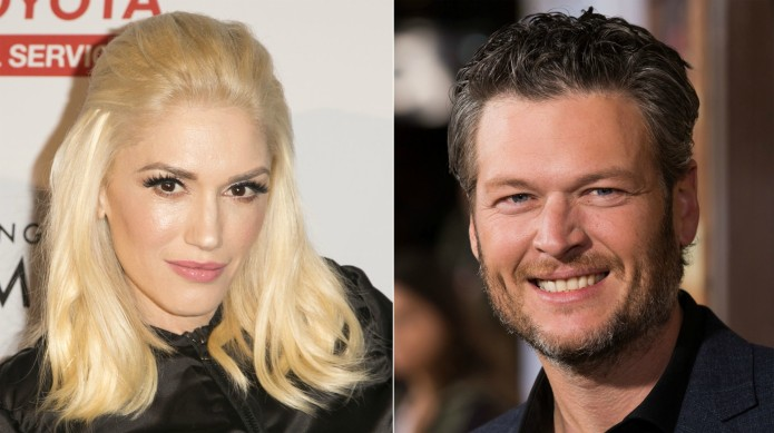 Gwen Stefani, Blake Shelton put their
