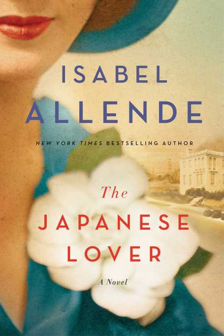 The Japanese Lover book cover