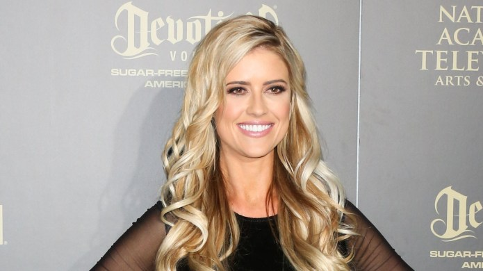 Christina El Moussa's Supporting Her Ex-Boyfriend