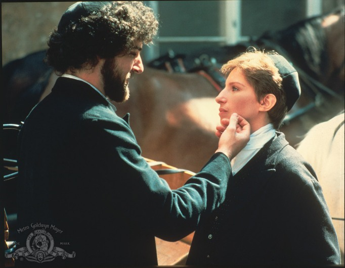Barbara Streisand in 'Yentl'