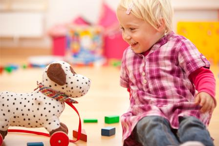 An age-by-age guide to buying toys