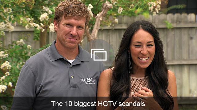 HGTV scandals slideshow