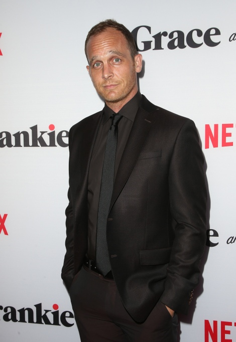 Ethan Embry on red carpet