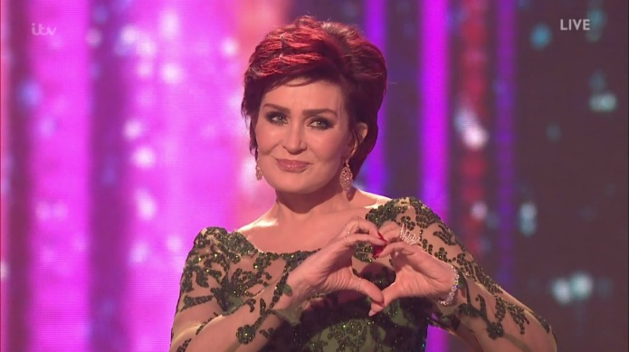 We're not buying Sharon Osbourne's reason