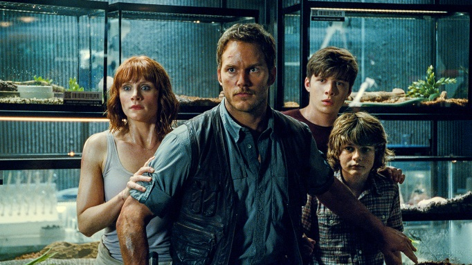 'Jurassic World' movie still