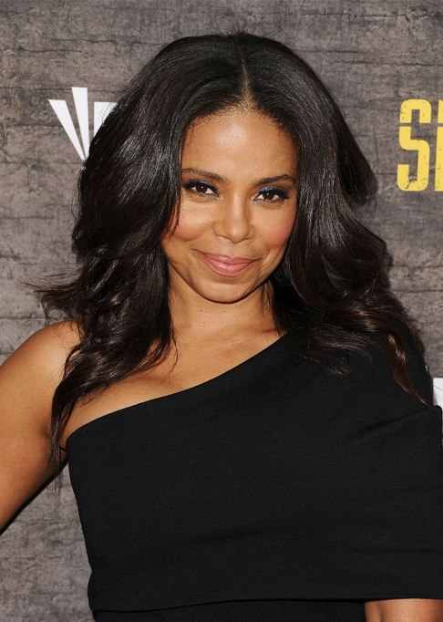 Dramatic Celebrity Hair Makeovers | Before: Sanaa Lathan
