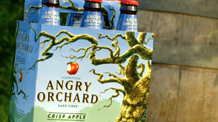 Angry Orchard Hard Cider recalled over