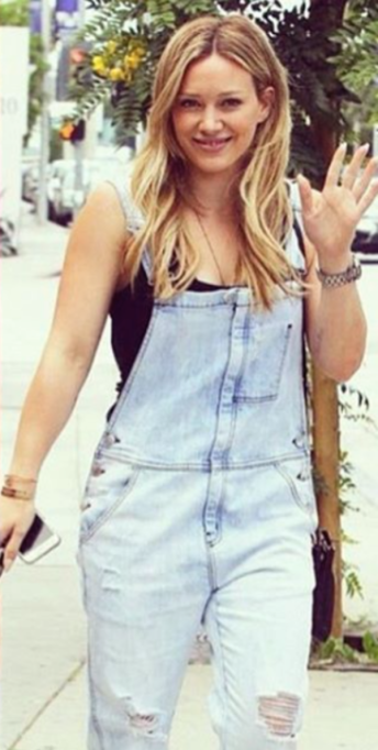 Hillary Duff now picture