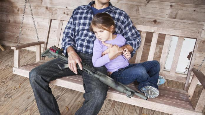 Overbearing father's demands for dating his