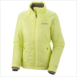 Women's Orbit freeze jacket