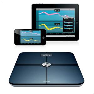 Wi-Fi body scale
