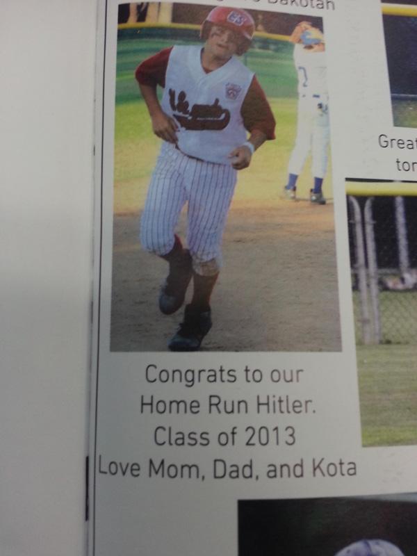 Home run Hitler