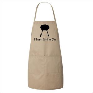Funny apron