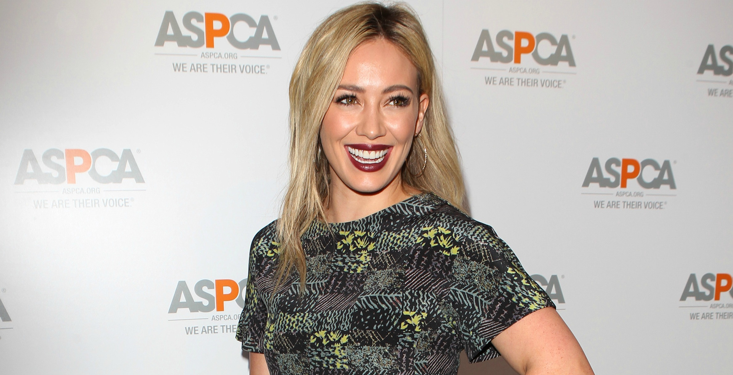 Hilary Duff reveals she and estranged husband Mike Comrie care about each other