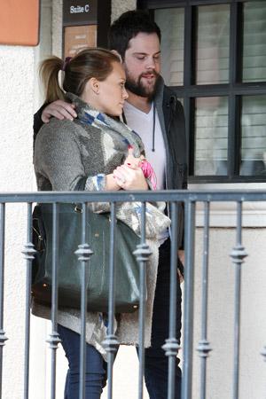 Hilary Duff heartbroken over sick dog