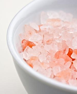 Himalayan crystal body polish